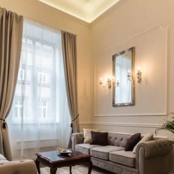 Budapest | District 6 | 2 bedrooms |  1 200 EUR | #864122